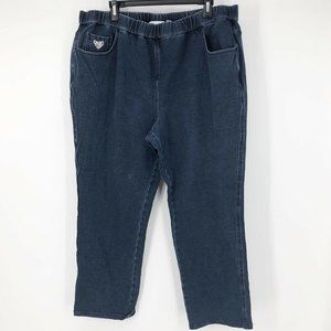 Dream Jeans by Quaker Factory Straight Jeggings